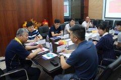大庆市龙凤区一行六人考察鲁班长科技建
