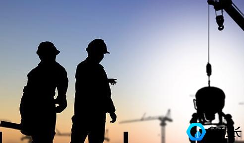 建筑工地工人
